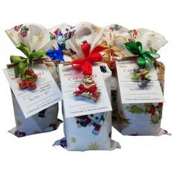 Sacchetti decorati natalizi Riso Corbetta.