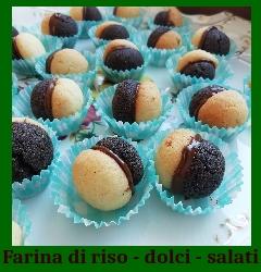 Raccolta di ricette create con la farina di Riso Corbetta. Gustosi piatti dai Baci della Cascina Marchiazza ai Maltagliati con Farina di riso Venere