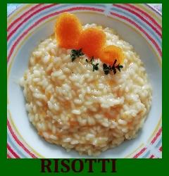 Raccolta di ricette di risotti con Riso Corbetta
