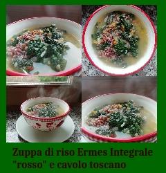 Zuppa di riso Ermes Integrale
